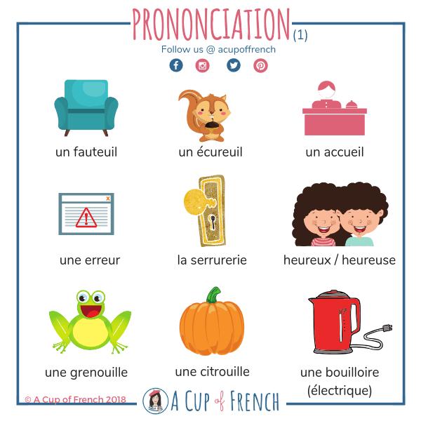 Mots français difficiles à prononcer