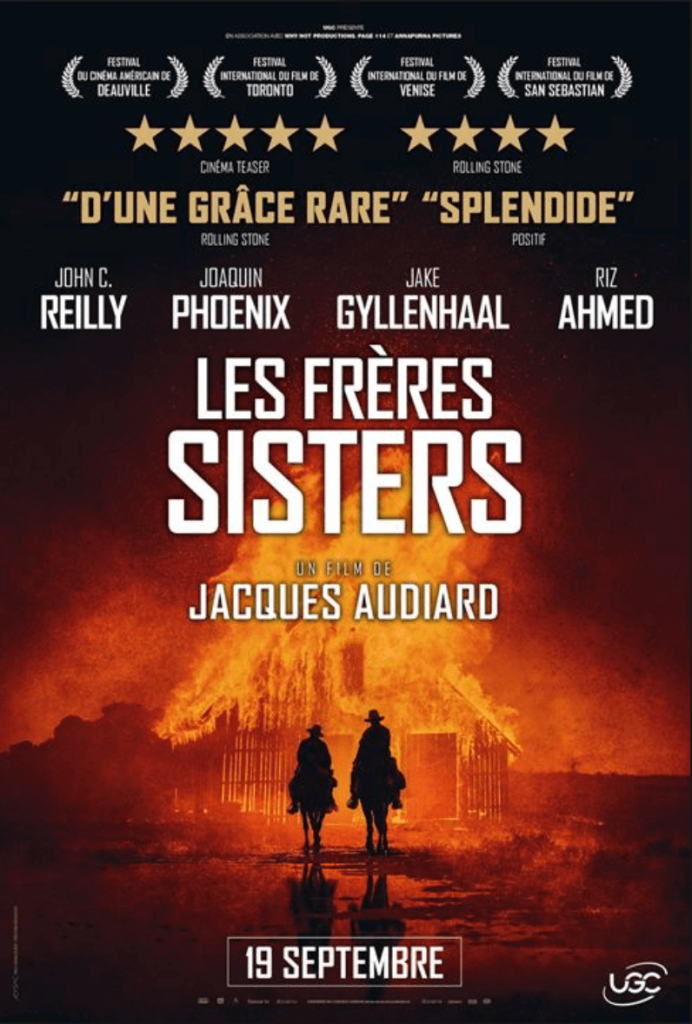 "French movie ""Les Frères Sisters"""