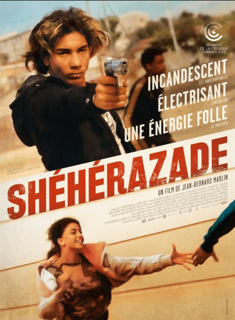 "French movie ""Shéhérazade"""