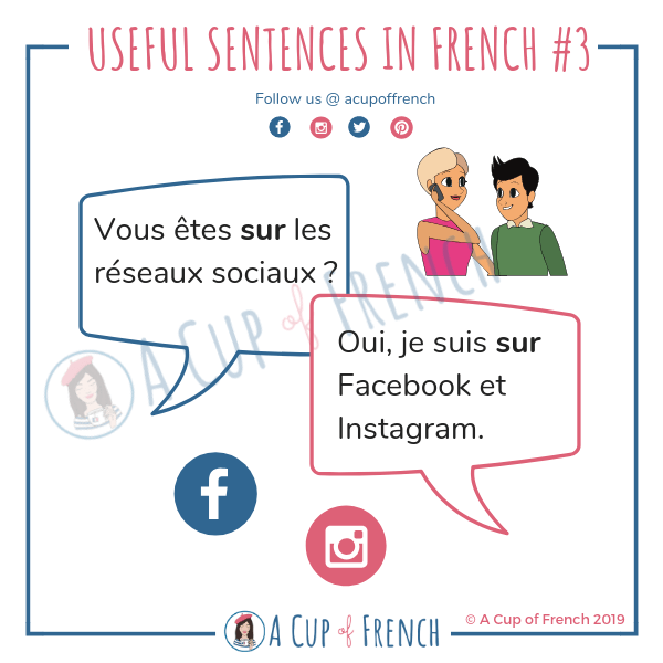 Useful sentence in French 3