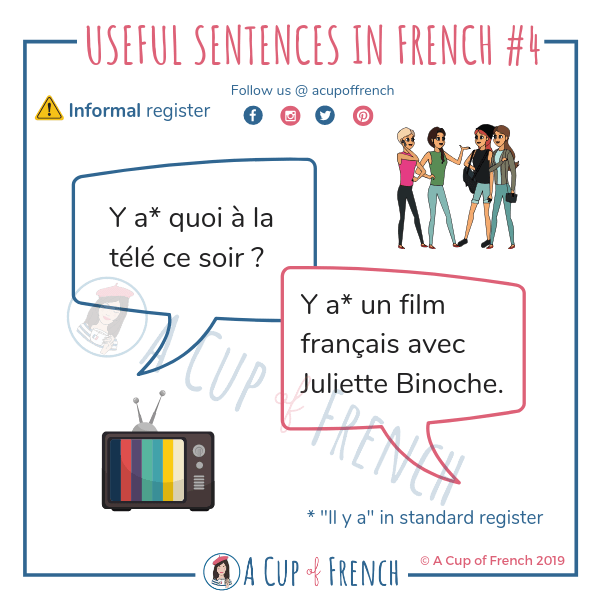 Useful sentences in French #4