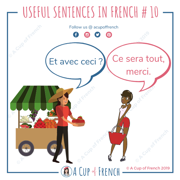 Useful sentence in French #10