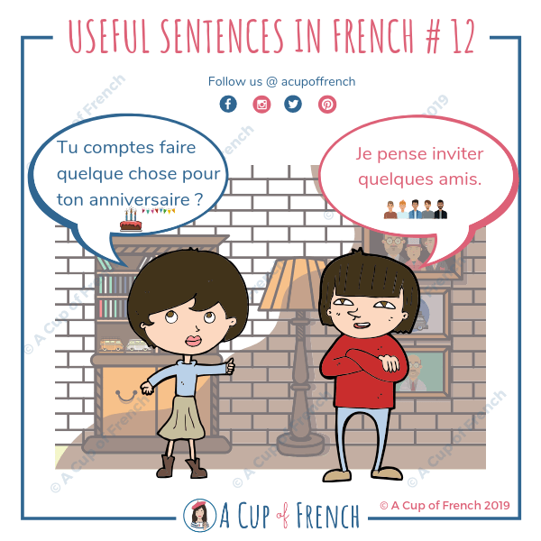 Useful sentence in French #12