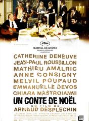 French movie - Un conte de Noël