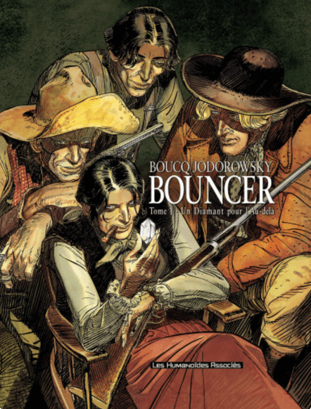 French comics - Bouncer