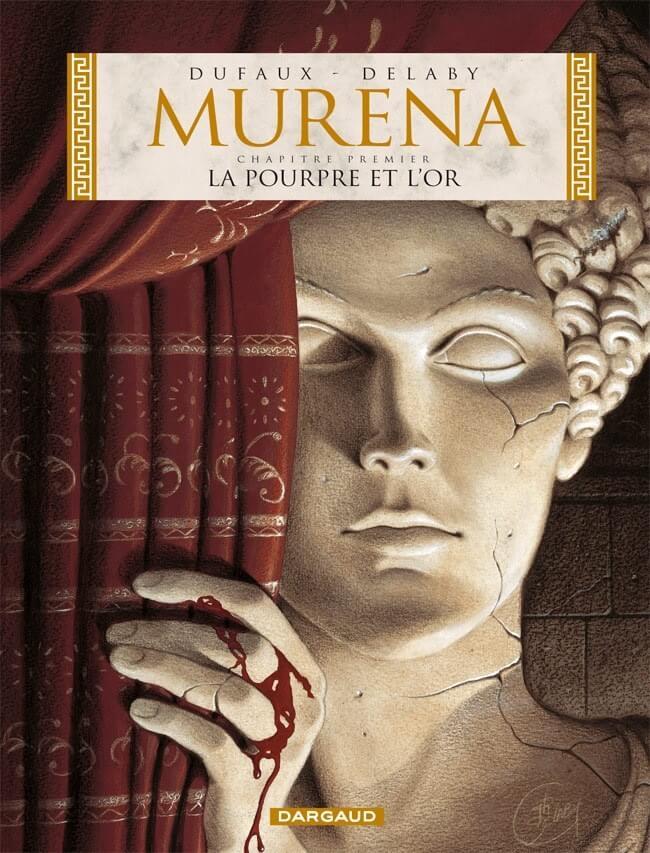French comics - Murena