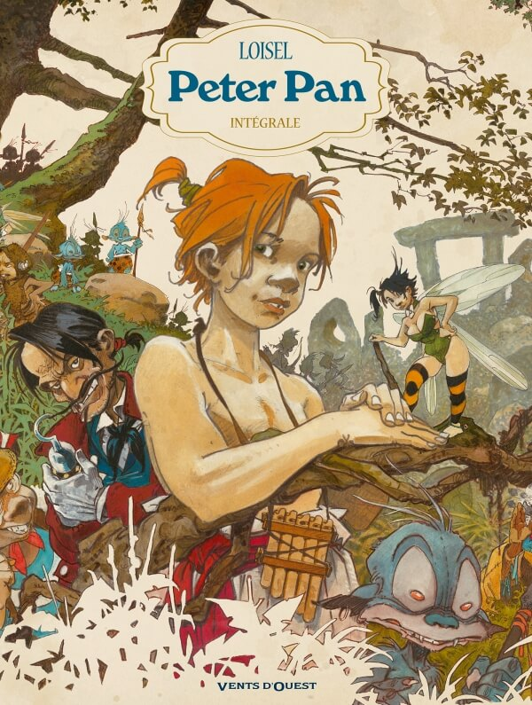 French comics - Peter Pan
