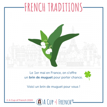 French tradition - May 1st