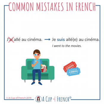 Common mistakes in French #13
