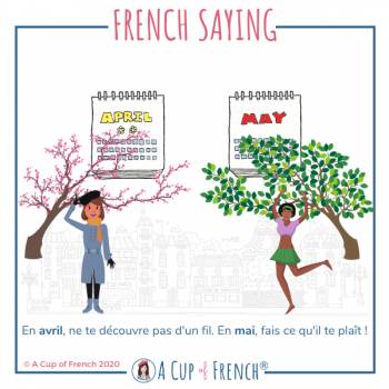 French saying - Spring