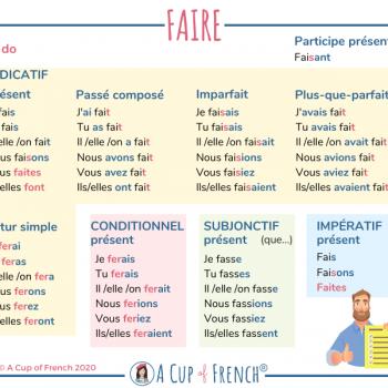 Conjugation of FAIRE 2