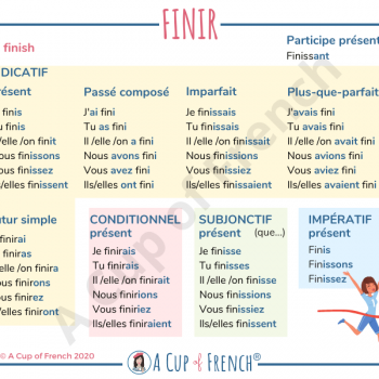 Conjugation of FINIR