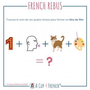 French rebus 9