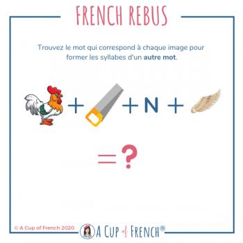 French rebus 10