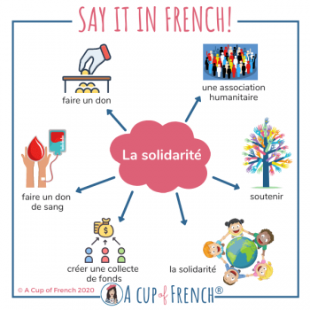 French words - Solidarity