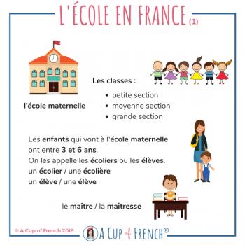 French school system 1