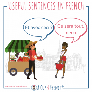 Useful sentence in French 10